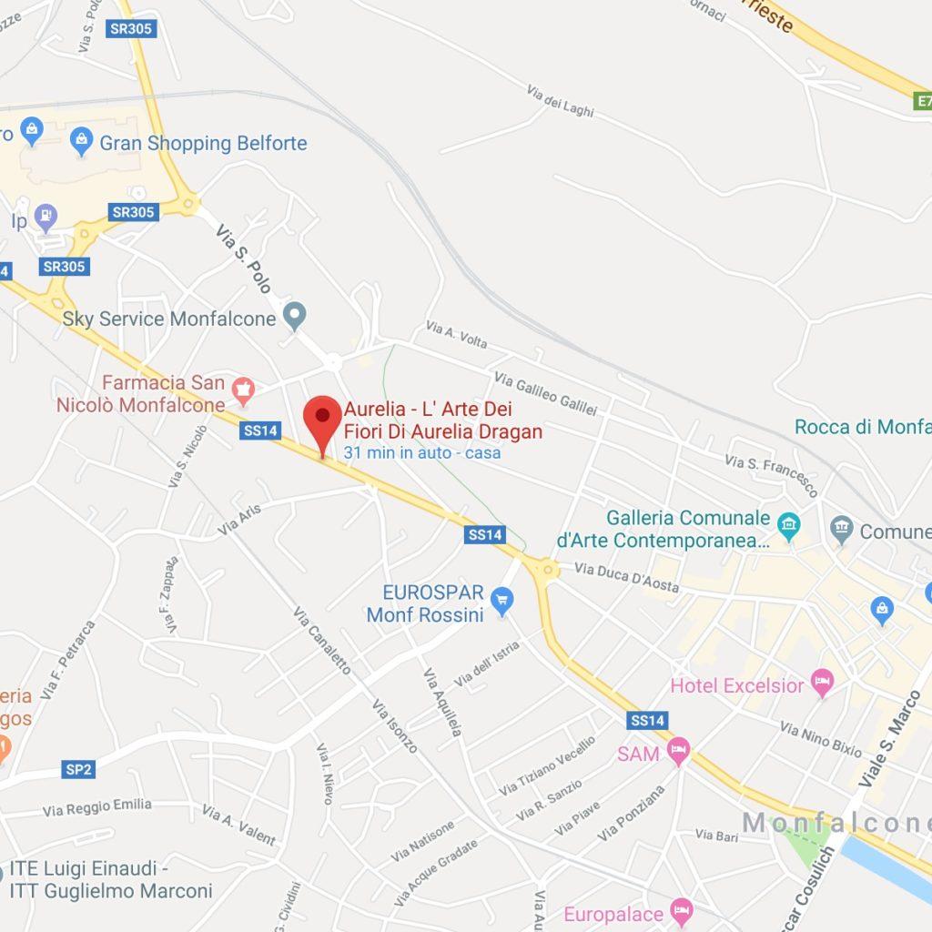 google-map-aurelia-l-arte-dei-fiori